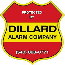 Dillard Alarm Company a 516 Project Silver Sponsor